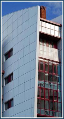 Монтаж вентилируемых фасадов 2