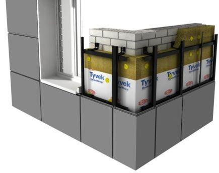 Цены на монтаж металлокассет